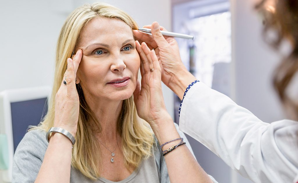 Why Do Patients Get Face Lifts?